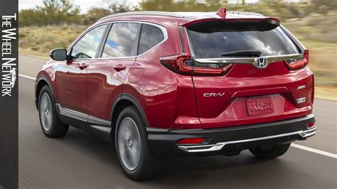 Check spelling or type a new query. 2020 Honda CR-V Hybrid Touring | Radiant Red Metallic ...