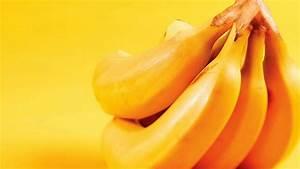 Close Up Banana Fruit Wallpaper Wallpaper | WallpaperLepi