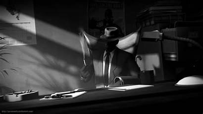 Noir Detective Film Deviantart Wallpapers Games Favourites