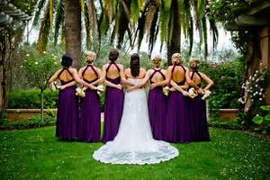 Event Soiree A Plum And Purple Wedding Inspiration