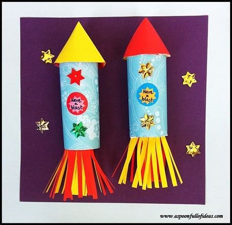 space rocket craft ideas pin by free dandelion on for outer 5462