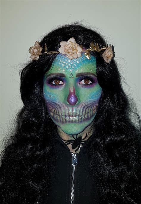 halloween   sugar skull easy skull classic skull