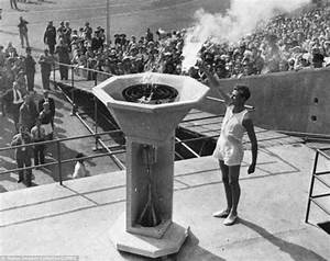 London Olympic Stadium Lights 1948 Olympics Fascinating Images From When London Last