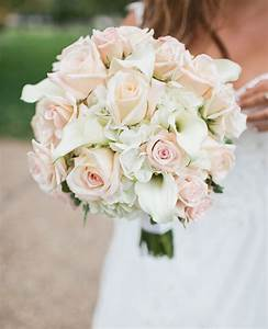 Pale pink & white bridal bouquet | Wedding Wonderland ...
