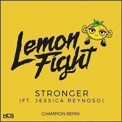 Lemon Fight Stronger Reynoso Jessica Spotify Mp3