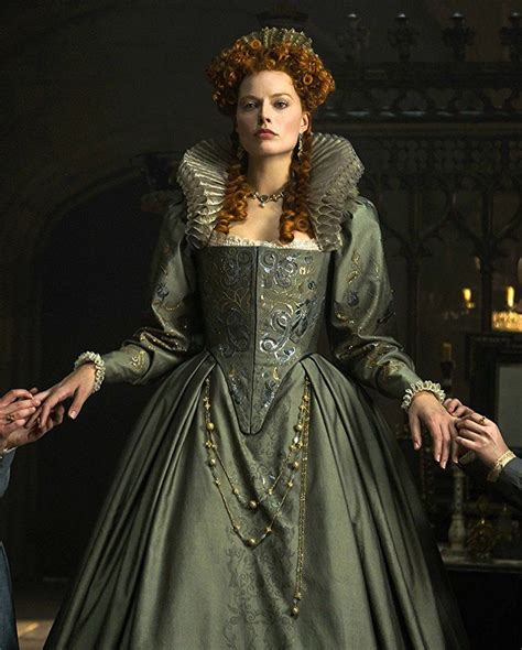 margot robbie  mary queen  scots  history