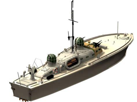 Crash Rescue Boat by Crash Rescue Boat 3d Model 3dsmax Files Free