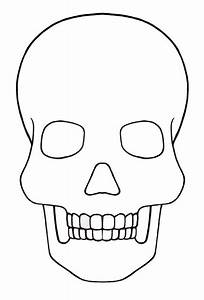 Skull Template Mini Day Of The Dead Mexico Templates