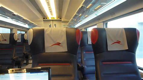 carrozza italo italo treno alta velocit 224 interno al tav roma