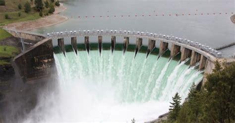 types  arch dam construction
