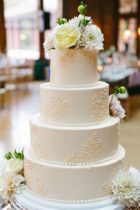 Simple Round Wedding Cake Elizabeth Anne Designs The