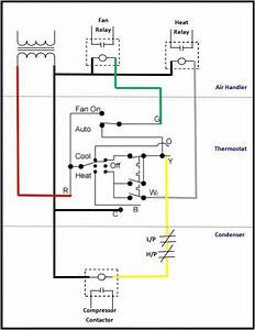 Wiring Diagram For Low Voltage Transformer
