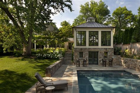 2 story house with pool 2 story pool house plans house plans