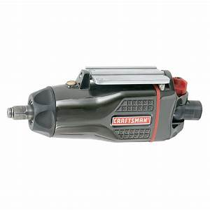 Craftsman - 19980  8 In  Butterfly Impact Wrench