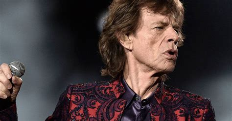 Mick Jagger Takes Swipe At Donald Trump's Plans To Build