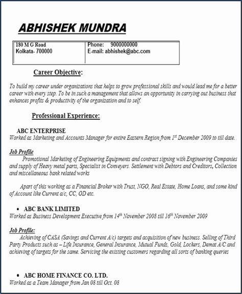 Best Cv Sles by 71 Best Of Collection Of Sle Resume For Warranty
