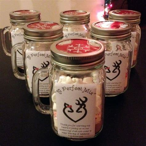 Hot Chocolate Mason Jar Mugs Weddingbee Photo Gallery