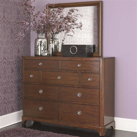 wood dressers for brown varnished oak wood dresser combined with square