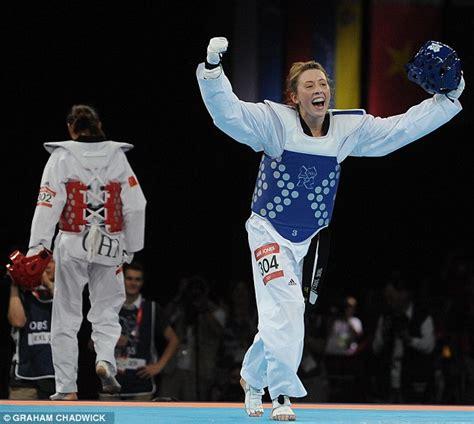 bad   teenager taekwondo fighter jade jones wins
