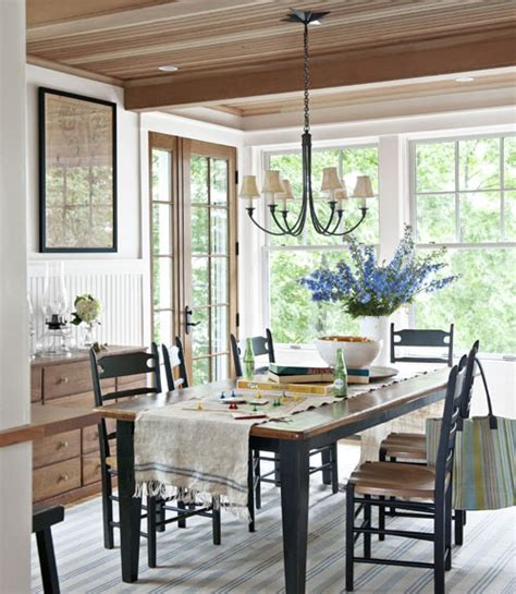Country Cottage Dining Room Ideas by Cowparsley The