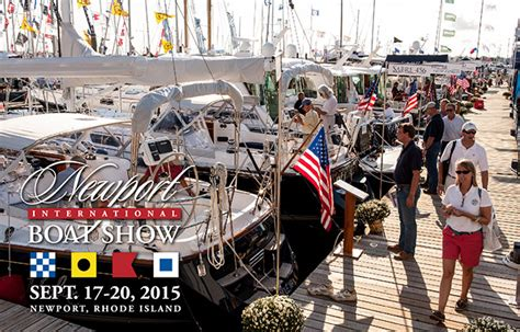 Newport Boat Show Discount Tickets by Newport International Boat Show Opens Tomorrow