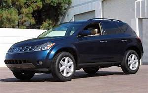 Used 2005 Nissan Murano Suv Pricing  U0026 Features
