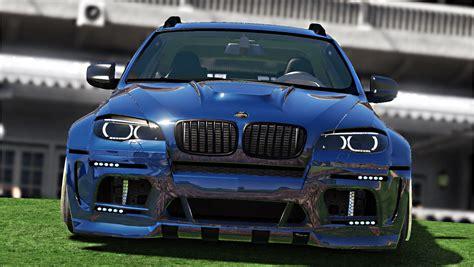 cars bmw x6 bmw x6 hamann gta5 mods com