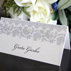 wedding place cards wedding place card name card by 2by2 creative notonthehighstreet