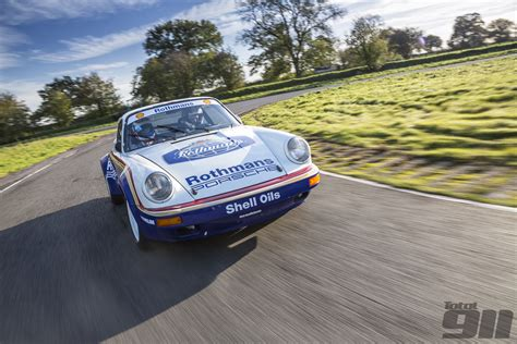 rothmans porsche rally rallying a porsche 911 history total 911
