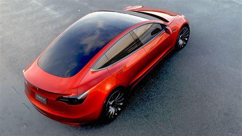 48+ Tesla 3 Average 0-60 Background