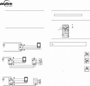 Aube Technologies Ti072 User Manual