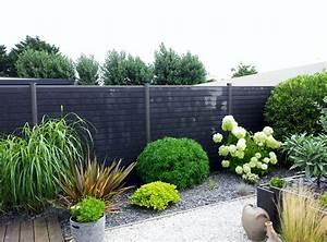 Cloture De Jardin : am nagement d un jardin en ville et cl ture seven garden ~ Premium-room.com Idées de Décoration