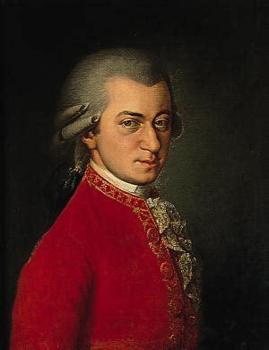 Mozart, Wolfgang Amadeus | Biographien im Austria-Forum