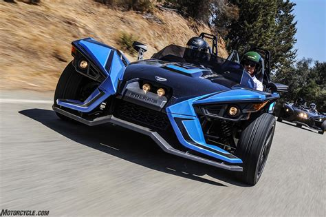 2018 Polaris Slingshot Slr Review