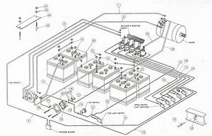 Yamaha Golf Cart 36v Wiring Diagram