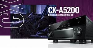 Cx-a5200 - Downloads - Av Receivers
