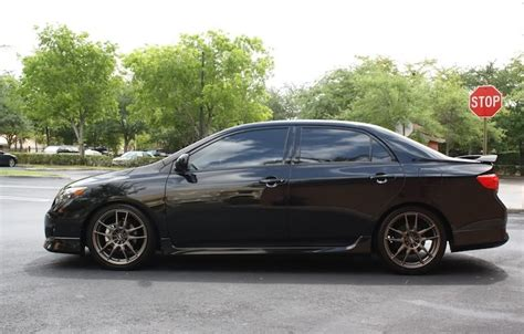 2010 toyota corolla aftermarket wheels