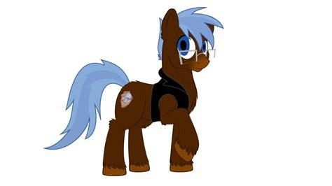 anypony pony male earth youtuber any whos deviantart friendship magic fanpop