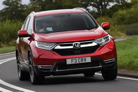 Review Honda Crv by New Honda Cr V 2018 Review Auto Express