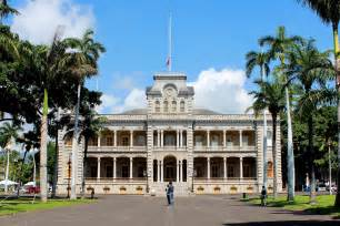 The Palace Of The Lost by Hawai I Topher Iolani Palace