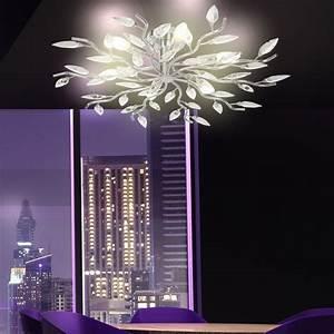 Wohnzimmer Led Lampen : wohnzimmerlampe designleuchte esszimmerlampe leuchte licht ~ Watch28wear.com Haus und Dekorationen