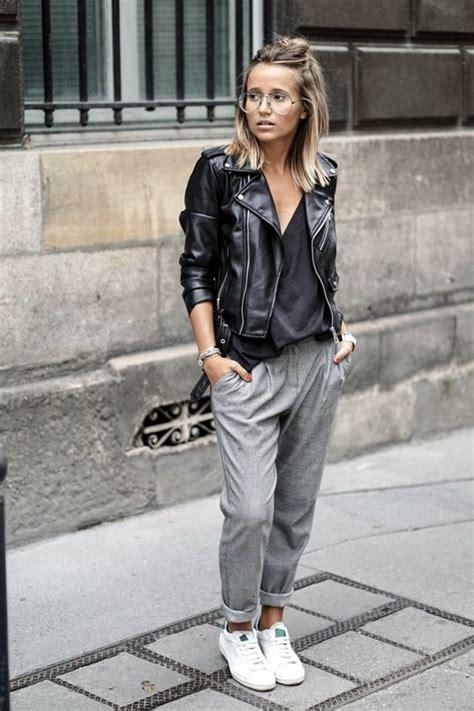 45 Stylish Jogger Pants Outfit thatu2019ll Inspire You | Jogger pants outfit Jogger pants and Joggers