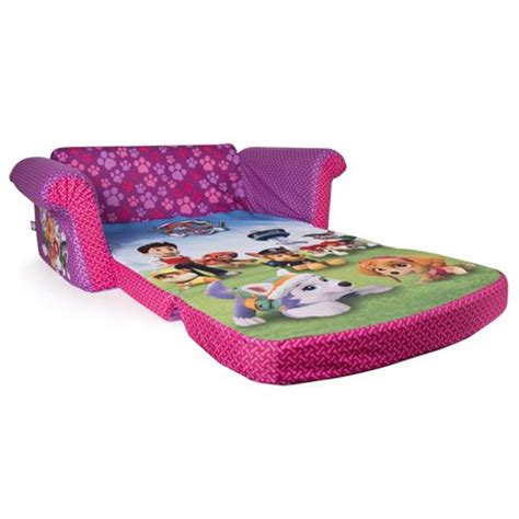 marshmallow furniture children s upholstered 2 in 1 flip
