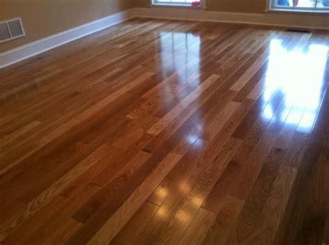 hardwood flooring prefinished choosing between solid or engineered prefinished hardwood flooring wood floors plus