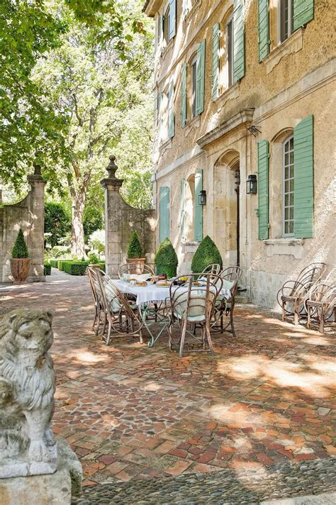 Garden South Style by Provence Luxury Villa Rental Chateau Mireille In