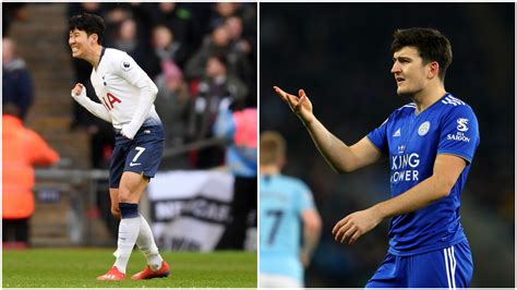Leicester Vs Tottenham - Tottenham vs Leicester City ...