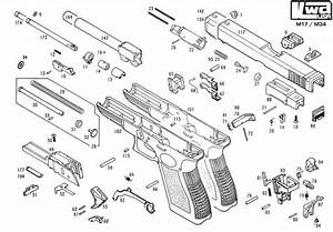 Glock Nomenclature  Specs   U0026 Parts List
