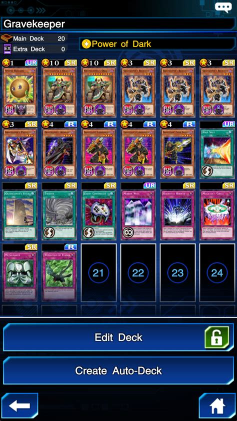 five headed deck duel links gravekeeper deck is stronger than you think duellinks