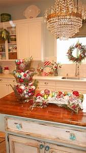 Top, 40, Christmas, Decorations, Ideas, For, Kitchen
