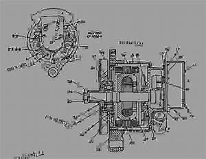 6t1143 Alternator Group-charging - Engine